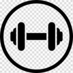 иконка фитнес-центр