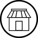 Иконка - магазины у дома