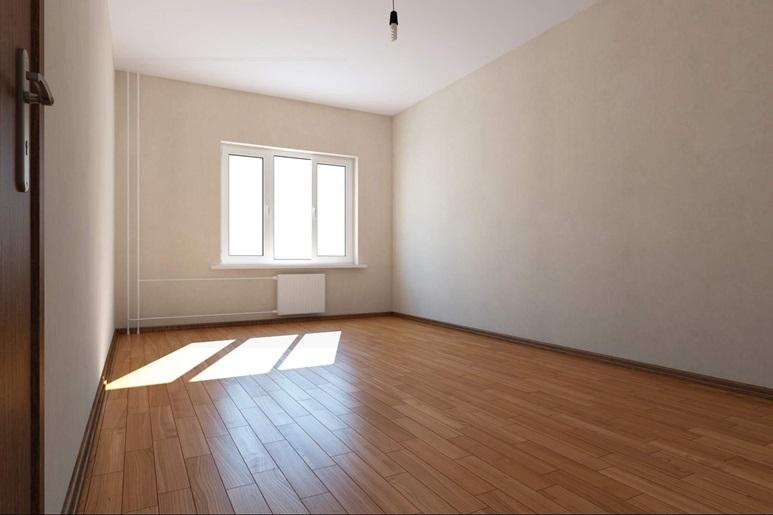 Квартира в новостройке с чистовой отделкой стандарт