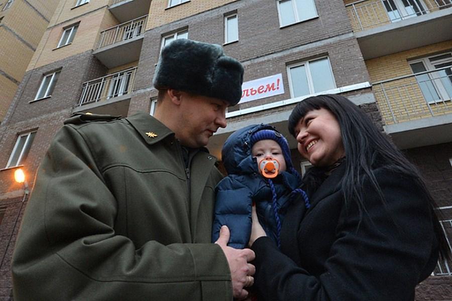 6. Обеспечение жильем граждан, уволенных с военной службы