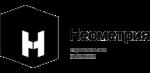 """Строительная компания """"Неометрия"""" - логотип"""
